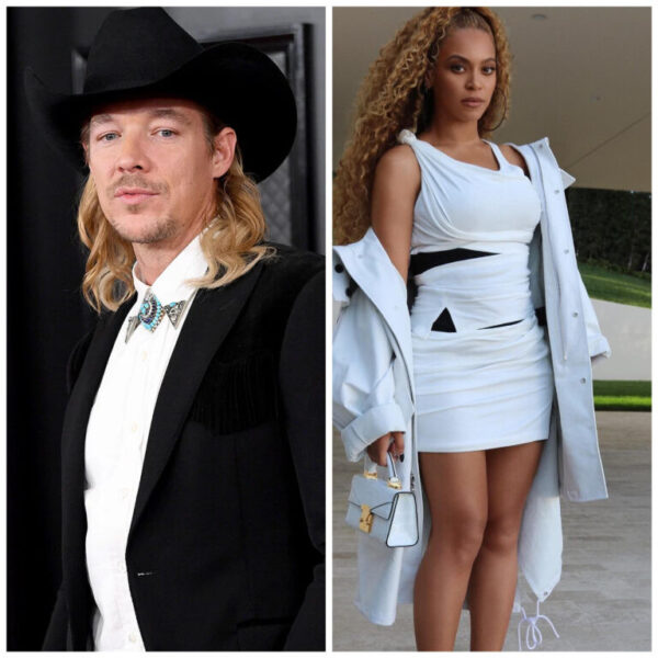 Diplo claims he slept with Beyonce