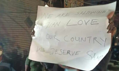Nigerians In India Protest Against Racism, Illegal Detention