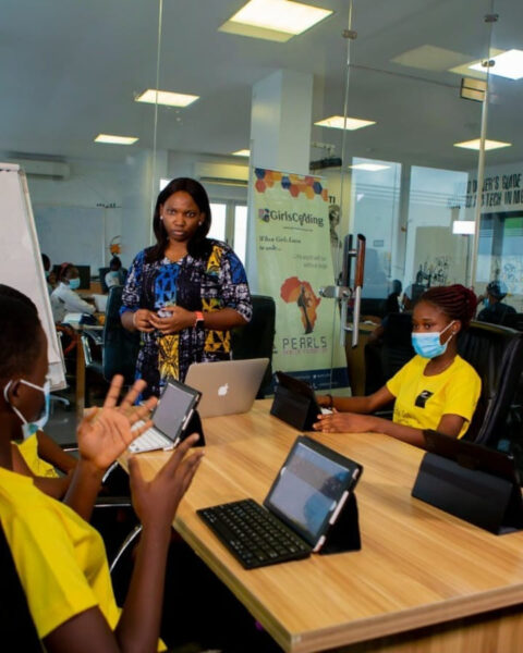 Union Bank Partners Pearls Africa Youth Foundation on 2020 Girls Coding Summer Camp