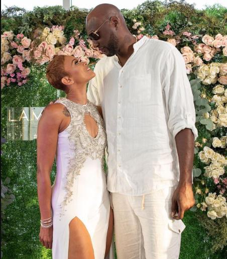 Sabrina Parr pens a heartfelt message to the NBA star to Lamar Odom