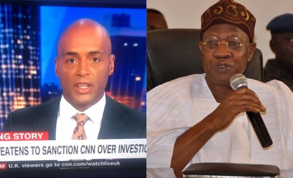 Lai Mohammed lacks evidence to back his accusation - CNN
