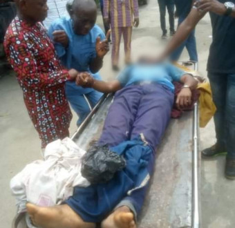 Police officer allegedly shot a 28 year old boy dead in Rivers State