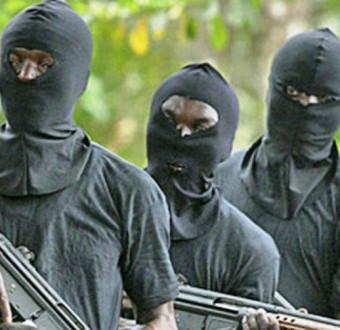 kidnapers gunmen