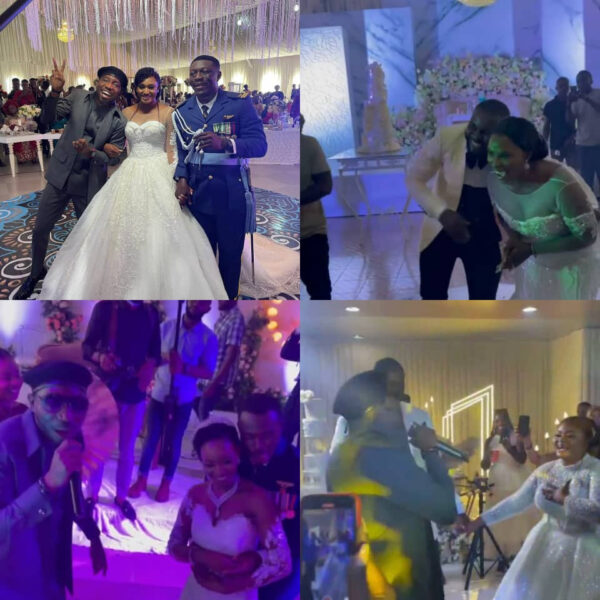 Timi Dakolo attends eight weddings in Abuja, gifts couple free performances (videos)