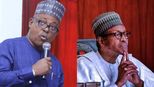 Buhari is clearly helpless - PDP Chairman, Uche Secondus