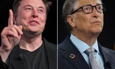 Elon Musk overtakes Bill Gates