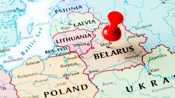 Thousands rally Belarus after opposition protester's death