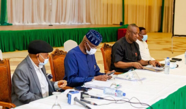 Labour leaders walk out of meeting withFG over fuel price hike