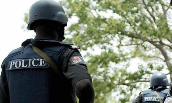 Police nabbed Two boys with a coffin filled with panties, brassieres in Delta