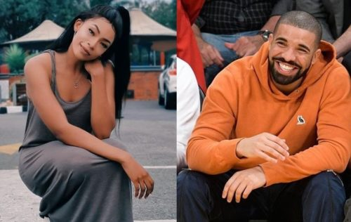 Rouge to empty bank account for a collabo with Drake