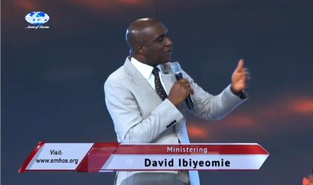 David Ibiyeomie
