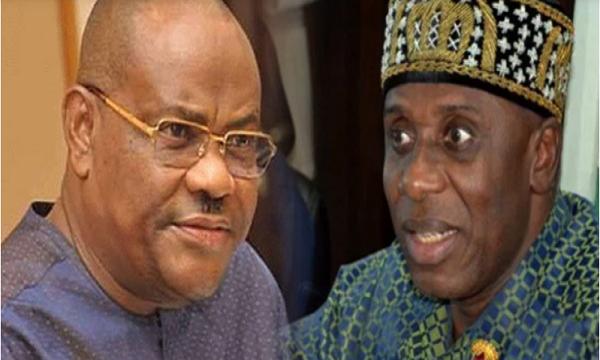 Amaechi slams Wike - Nobody can set Nigeria on fire