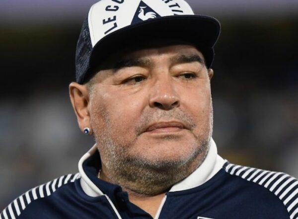 Diego Armando Maradona Dies Aged 60 In Buenos Aires, Argentina