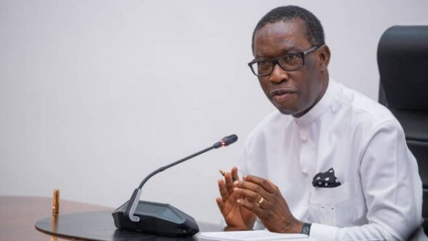 Governor Okowa: I'm not against 13% fund to oil communities
