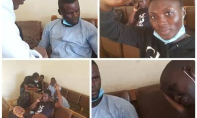 Court Remand #EndSARS Protesters In Prison