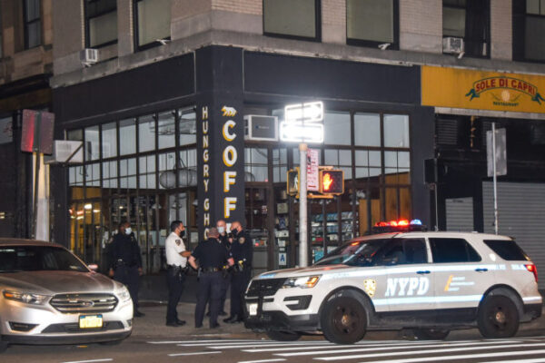 Man Stabbed In Midtown Manhattan Attack Hours After Another Knife Attack Took Place Nearby
