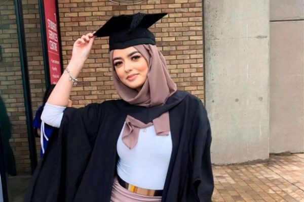 Beautiful student who collapsed at home on 22nd birthday given just 18 months to live