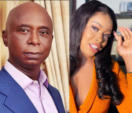BBNaija star, Princess, claims Ned Nwoko, approached her when she was much younger