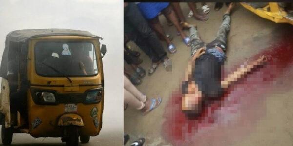 Rivers state Police officer kills Keke Napep driver over N100 bribe