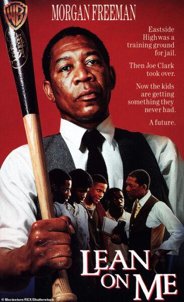 Principal Joe Clark who inspired film Lean On Me starring Morgan Freeman dies at the age of 82