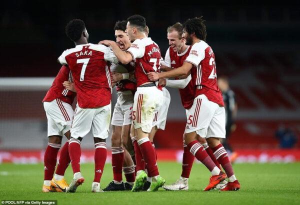 Arsenal 3 1 Chelsea