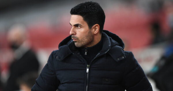 Arteta offers selection hint about star striker ahead of derby with Tottenham