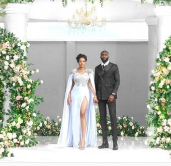 BBN reality star Gedoni weds Khafi