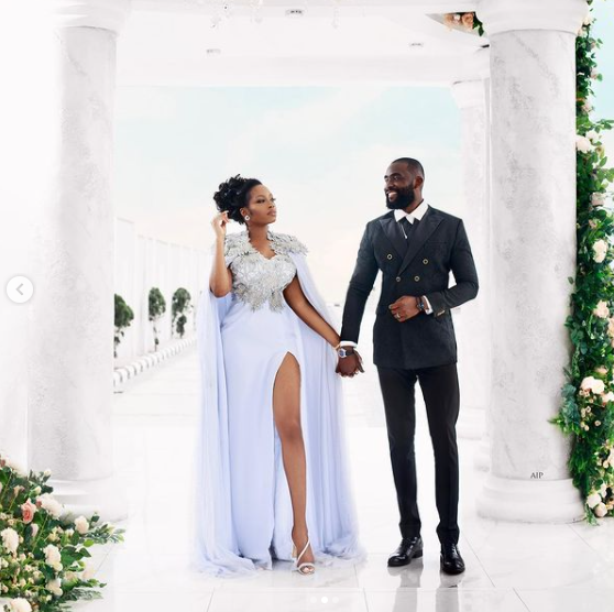 BBN reality star Gedoni weds Khafi1