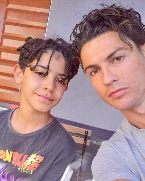 Cristiano Ronaldo insists he wont pressure his son to follow in his footsteps and become a footballer