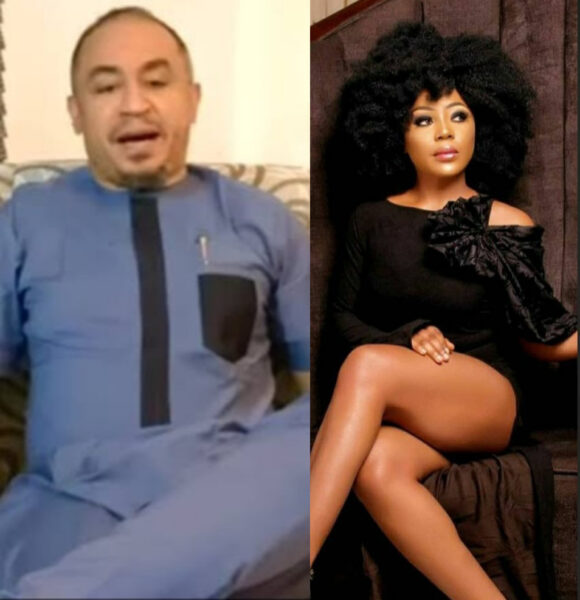Daddy Freeze responds after Ifu Ennada said she feels neglected by God
