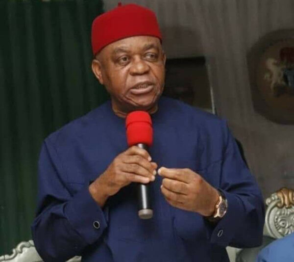 Former Governors are not in senate to sleep - Senator T.A Orji