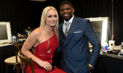 Former Olympian Lindsey Vonn and fiance P.K. Subban call off engagement after three years together
