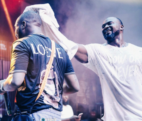 ''I am broken''- Davido continues to mourn his personal bodyguard
