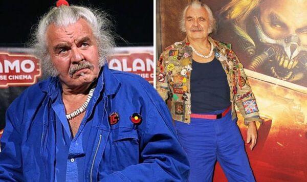 Mad Max's Hugh Keays-Byrne, Who Played Immortan Joe, Dies At 73