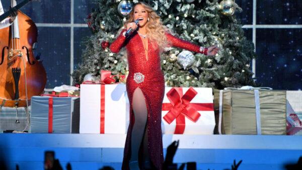 Mariah Careys Has Broken Spotifys Single Day Streaming Record