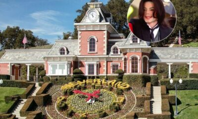 Michael Jacksons infamous Neverland Ranch finally sells for 22M