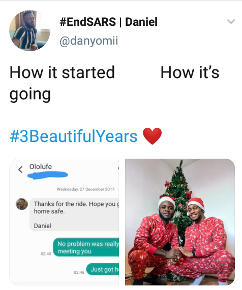 Nigerian Gay man shares How it started Vs How it is going2