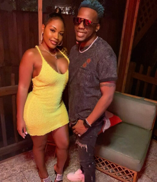 Nigerian rapper Iceberg Slim shows off his new woman years after split from Juliet Ibrahim over infidelity