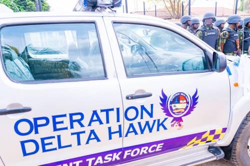 Operation Delta Hawk