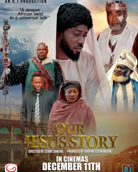 Our Jesus Story to hit cinemas on Friday December 11