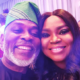Richard Mofe Damijo and wife Jumobi celebrate their 20th wedding anniversary
