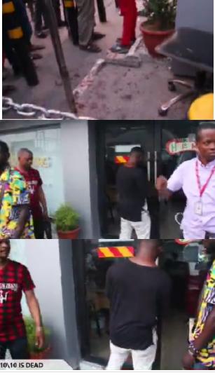 Screenshot Popular hairstylist shot dead by gunman in Sapele1