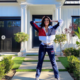 Supermodel Winnie Harlow buys her first home Photos