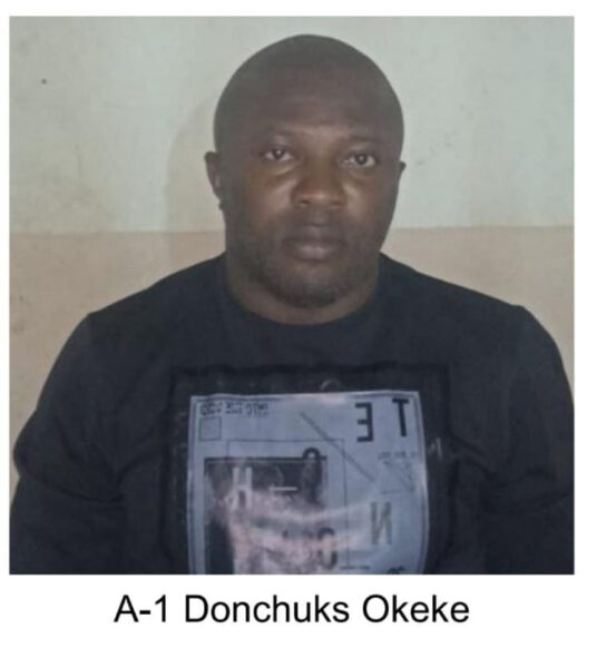 Two Nigerian men arrested in India with drugs worth over N51m2