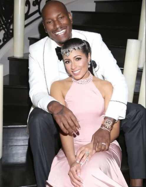 Tyrese Gibson and wife Samantha splits four years of marriage