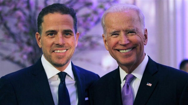US President-elect Joe Biden's son Hunter under investigation over his taxes and China links
