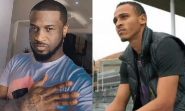 You look sick and you need help'- Peter Okoye clapsback at footballer Osaze Odemwingie