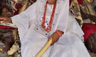 10 year old boy crowned King in Anambra