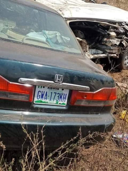 14 killed in ghastly auto crash along Lokoja Obajana road