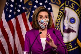 Capitol Hill invasion: US House Speaker, Nancy Pelosi calls for President Trump's removal